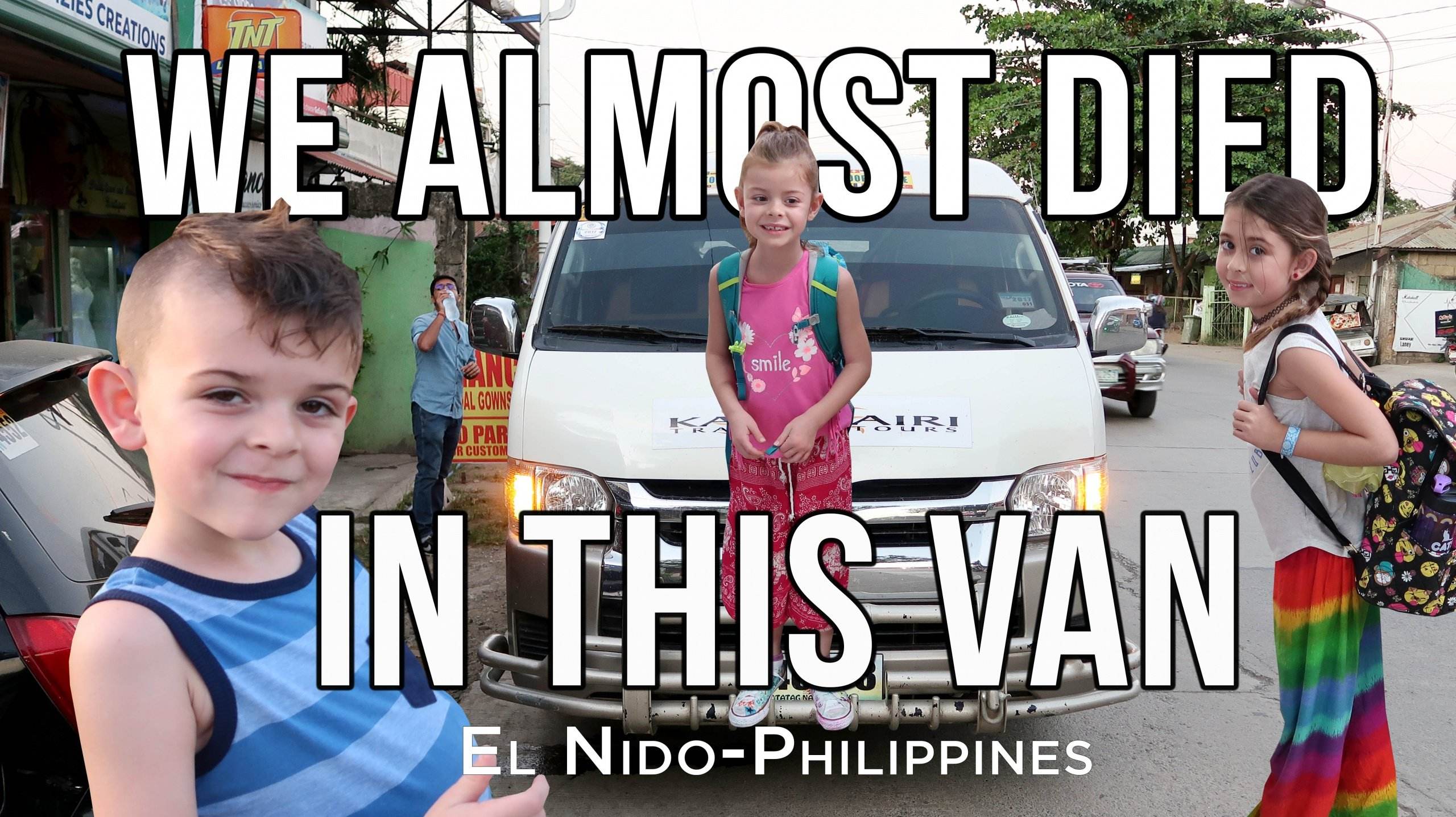 Our Trip To El Nido, Philippines