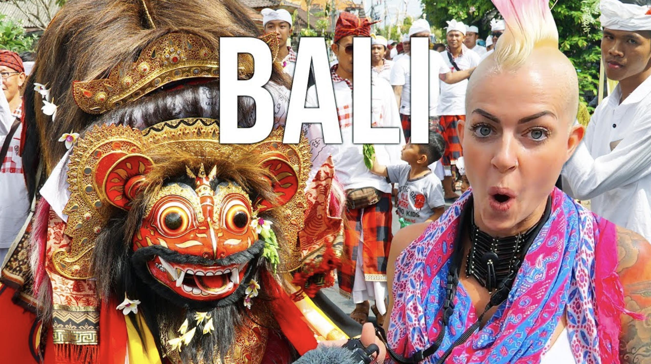 Bali culture!