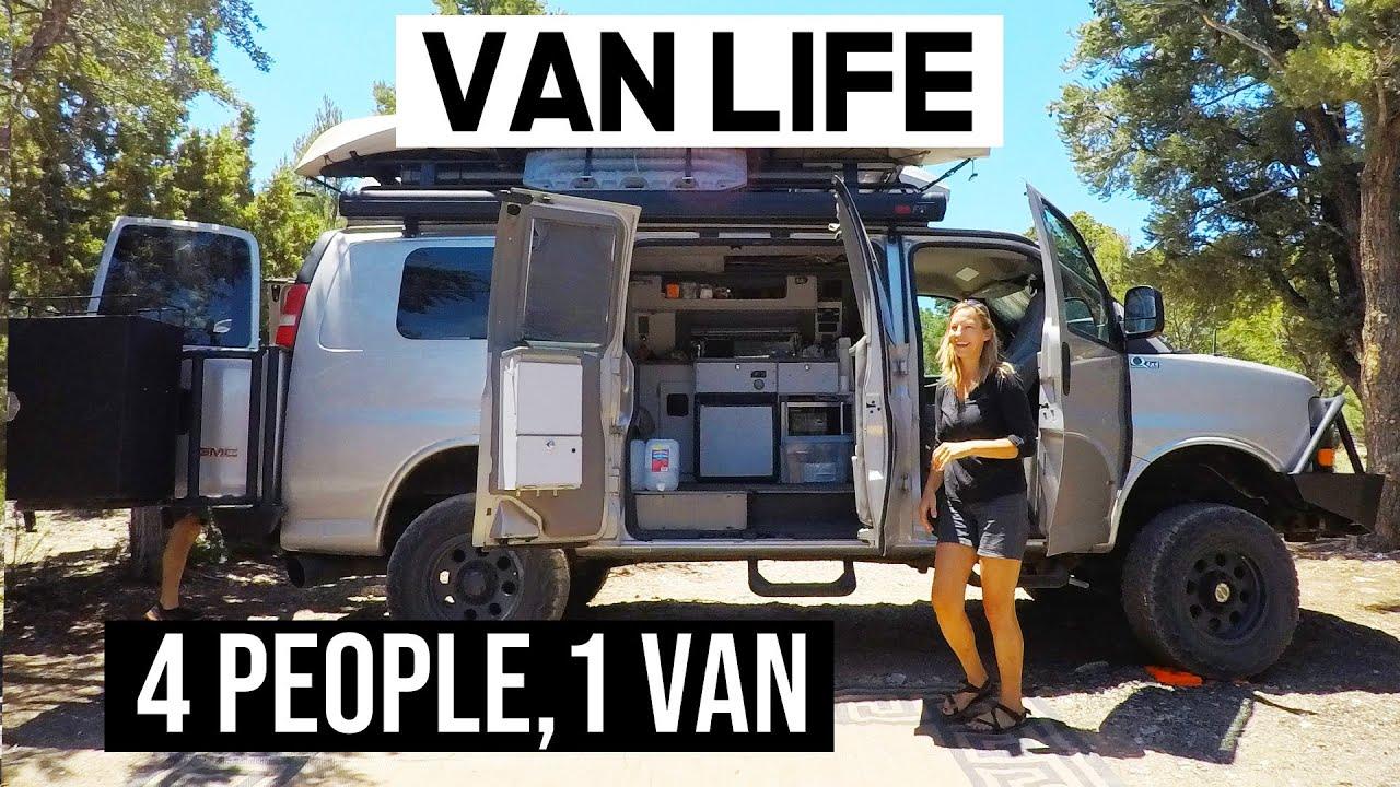 VAN LIFE FOR 4