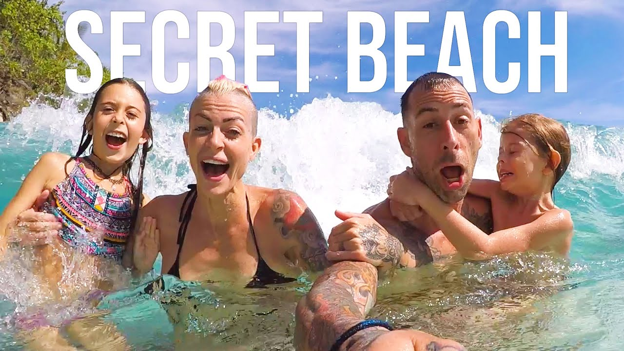 SECRET BEACH- BALI