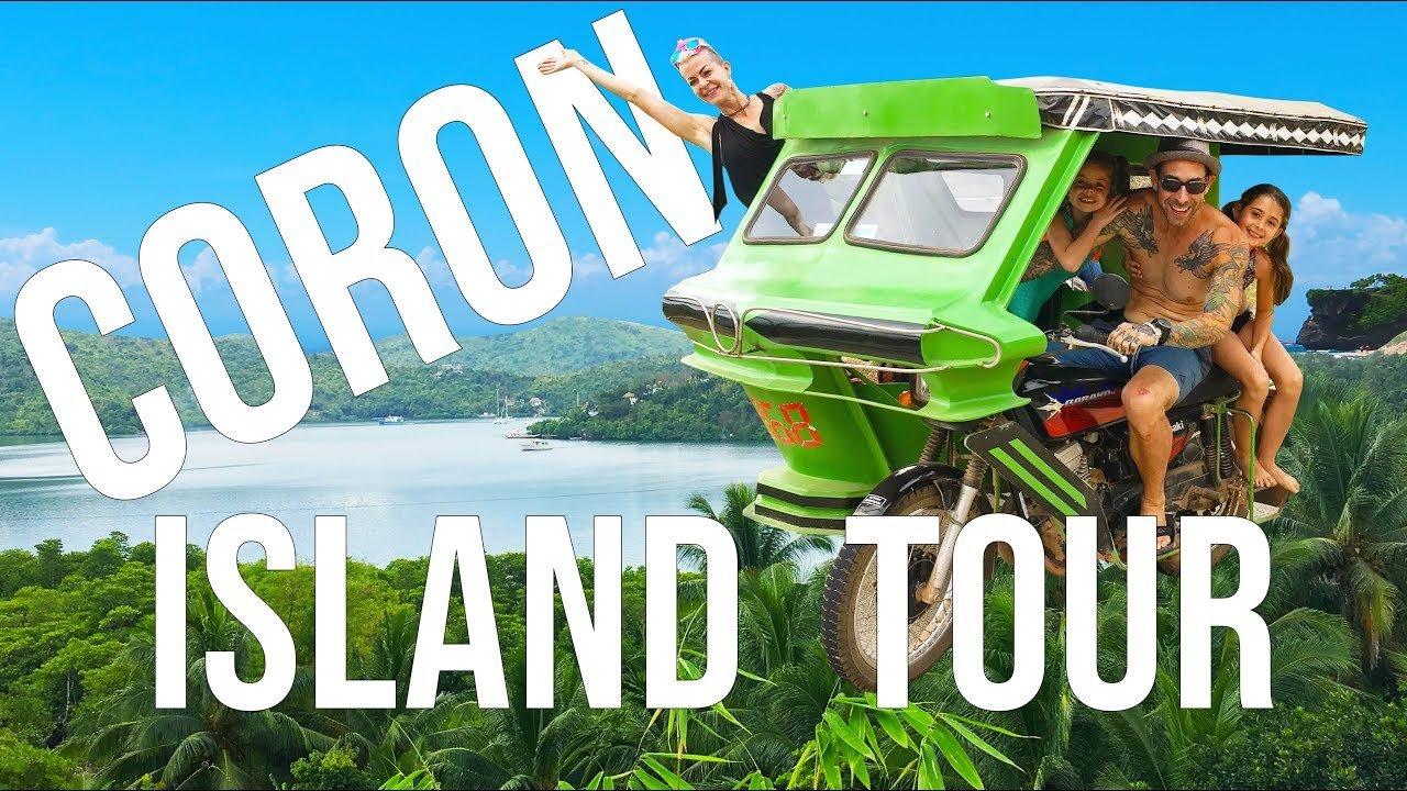 Coron Island Tour!