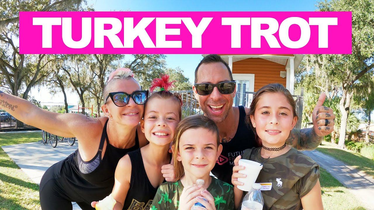 Turkey Trot fun