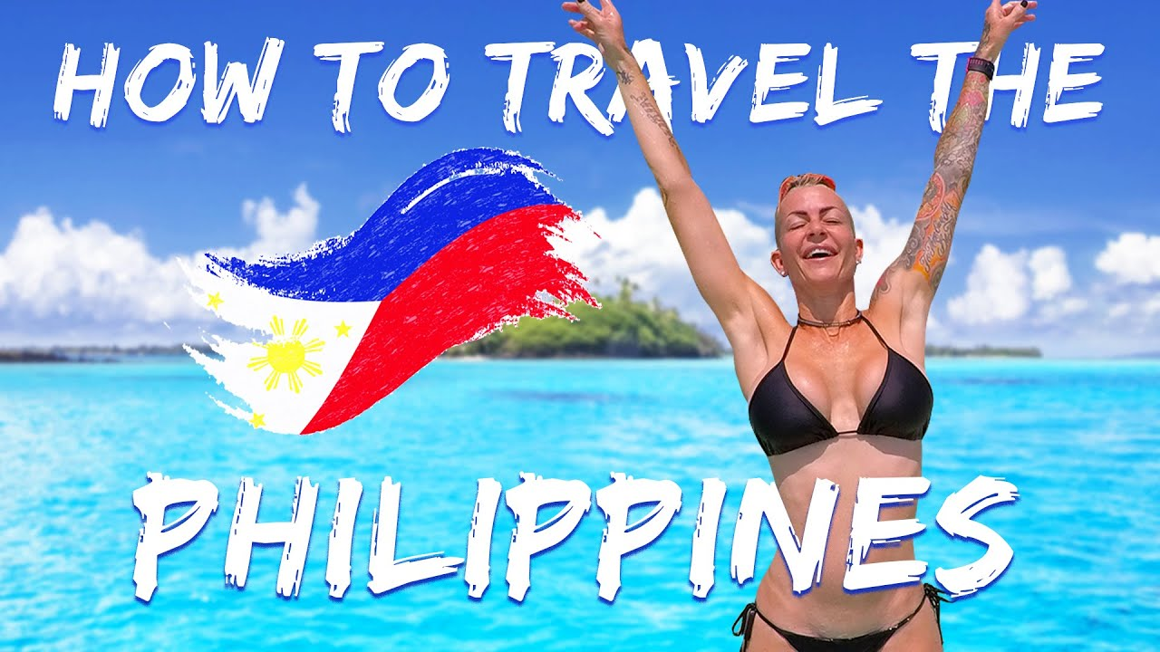 HOW TO TRAVEL THE PHILIPPINES IN 30 DAYS